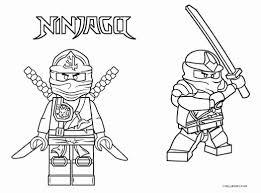 Lego Ninja Coloring Pages 15 best lego farvelæg images on ...