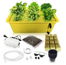 hydroponic herb garden systems and