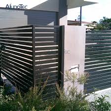 Metal Fencing Screens Panels Aluminum Louver Slat Fence Buy Metal Fencing Screens Panels Aluminum Louver Slat Fence Aluminium Shutters And Louvres Product On Alibaba Com