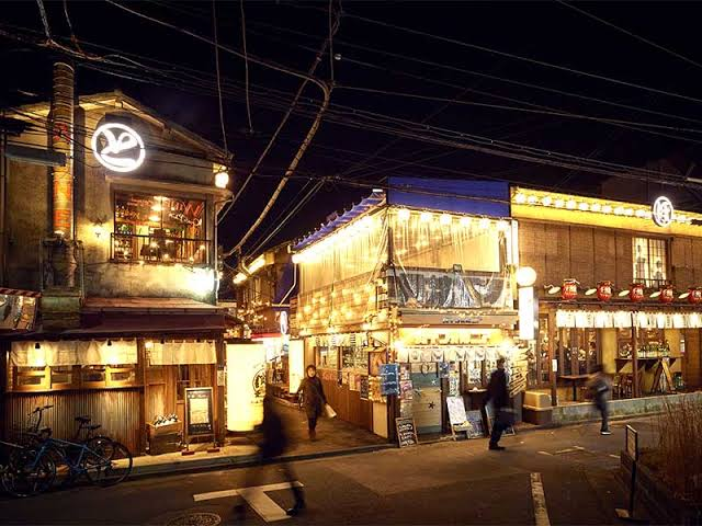Image result for ほぼ新宿のれん街