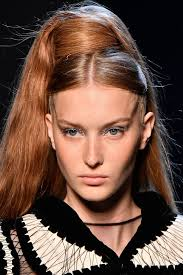 paris couture fall 2019 80s hair and