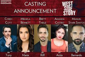 Full casting announced for Lyric Opera of Chicago's 'West Side Story,'  opening May 3
