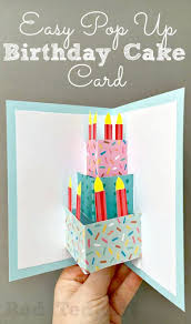 50 diy birthday cards for everyone in