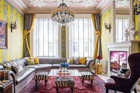 a designer s colourfully eclectic