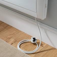 slimline digital electric radiator