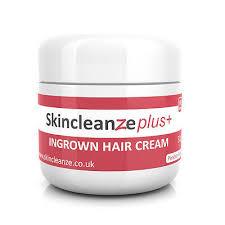ingrown hair cream max strength