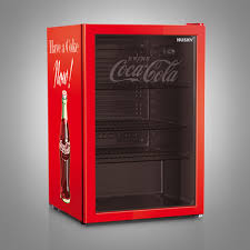 coca cola branded coolers fridges