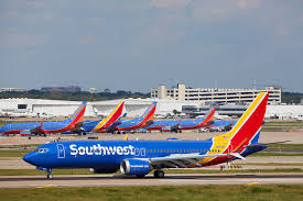 southwest airlines makes it official