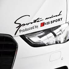 Car Decals Sports Custom Stickers Design Ideas In Any Shape Or Size Browse All Custom Stickers Categories As Car Stickers Mobil