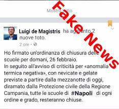 Scuole chiuse a Napoli»: ma è una fake news - Il Mattino.it