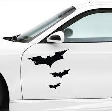 Reflective Personality Car Bat Sticker Car Scratch Sticker Car Accessories Car Modification Decal 302 Car Stickers Aliexpress