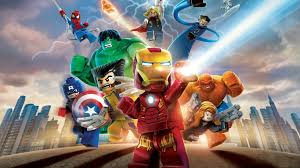 free lego marvel super heroes