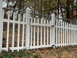 Fix A Vinyl Fence Home Improvement Repair