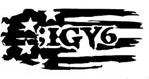 I Got Your Six Igy6 Decal Sticker Vinyl Accessory Various Sizes And Colors 5 99 Picclick