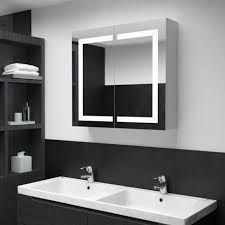 best led bathroom mirror