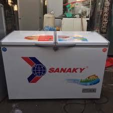 Tủ Đông Mát 2 Chế Độ Sanaky 660 lít Vh-6699W1 Cũ Tại Hà Nội - Home