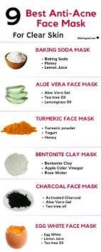 best diy face masks for every skin type