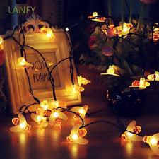 Lanfy Garden Fence Waterproof Wedding Party Fairy Lights Shopee Philippines