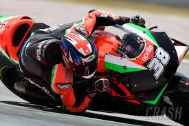 Smith happy to remain at Aprilia, 'early' 2020 bike   MotoGP   News