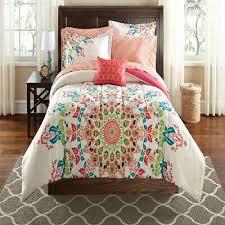 bed in a bag mainstays boho li bed
