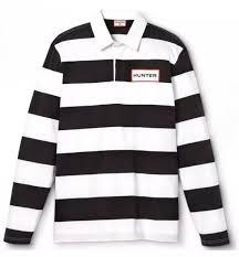 target xl men rugby stripe polo shirt