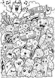 Gekke Diertjes Doodle Ideeen Kawaii Tekeningen Schets Ideeen