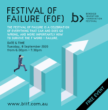 Don't miss the Festival of Failure,... - City of Greater Bendigo   Facebook