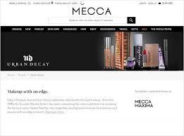 mecca au urban decay