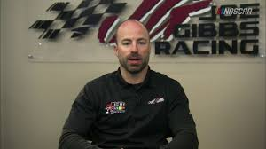 Adam Stevens believes pit crew change 'paying off' for No. 18 team - YouTube