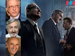 The Irishman doppiaggio italiano Giancarlo Giannini Leo Gullotta ...