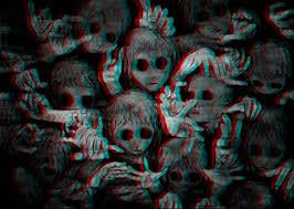 creepy laptop wallpapers top free