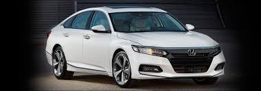 the new 2018 honda accord model