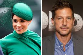 Simon Rex Claims He Was Offered Money to Lie About Meghan Markle   InStyle