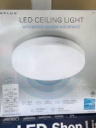 winplus led ceiling light flush w