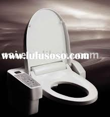 battery operated heated toilet seat