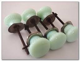sea glass drawer knobs cabinet home