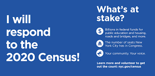 Logo respond to census