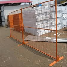 China 6ft 10ft Powder Coared Welded Mesh Temporary Safety Barrier Fence China Mobile Fencing Temporary Fence