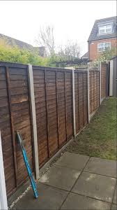 Services B R Stacey Fencing
