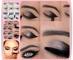 indian eye makeup tutorial cat eye makeup