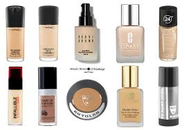 foundations for dry oily skin