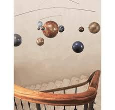 Authentic Models Solar System Mobile Kids Room Decor