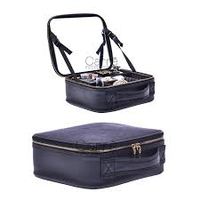 soft sided cosmetic case carreprobags