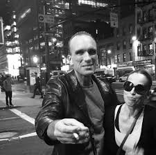 """Peter Greene on Twitter: """"Great night out woth @sissygamache1 #PulpFiction  #TheMask… """""""
