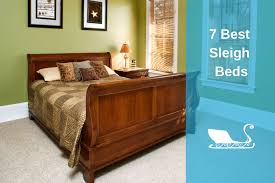 the best seven sleigh beds reviewed