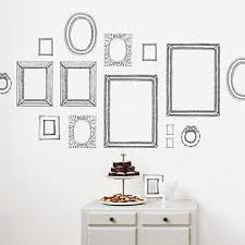 Frames Wall Decal Google Search Frames On Wall Kid Room Decor Wall Decals