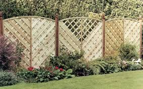 Much Cheaper Source Of Trade Timber Than B Q Wooden Fence Fence Design Backyard Fences