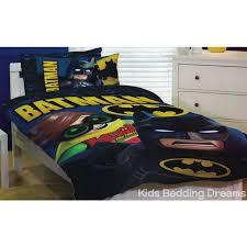 lego batman quilt cover set lego