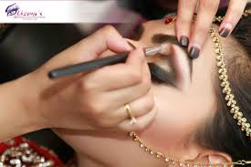 do asian bridal makeup by uzmarajput810