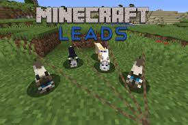 How To Make A Lead In Minecraft Minecraft Guides